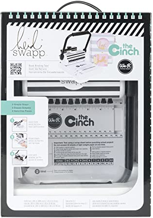 Heidi Swapp Cinch Book Binding Machine by We R Memory Keepers