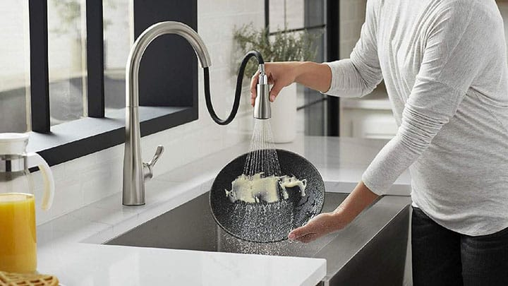best high end kitchen faucets