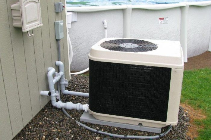 best pool heat pump