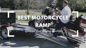 best motorcycle ramp