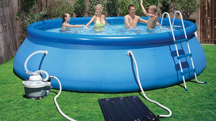 Electric Pool Heat Pump