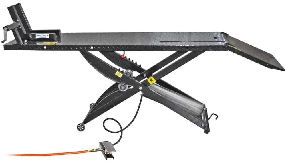 best motorcycle lift table for harley