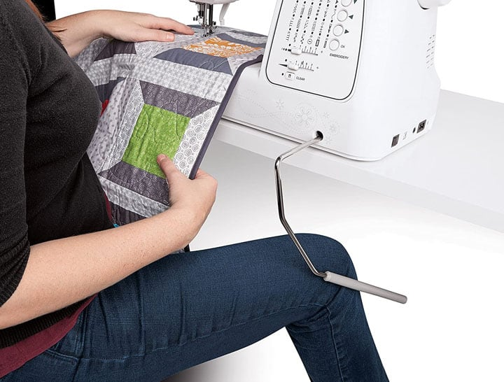 Best Rated Commercial Embroidery Machine