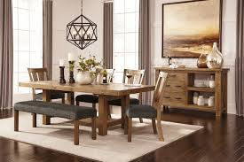 Ashley Furniture Signature Design Tamilo Dining Room Table