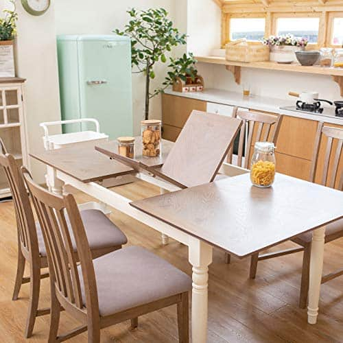 The Furgle Extendable Dining Table