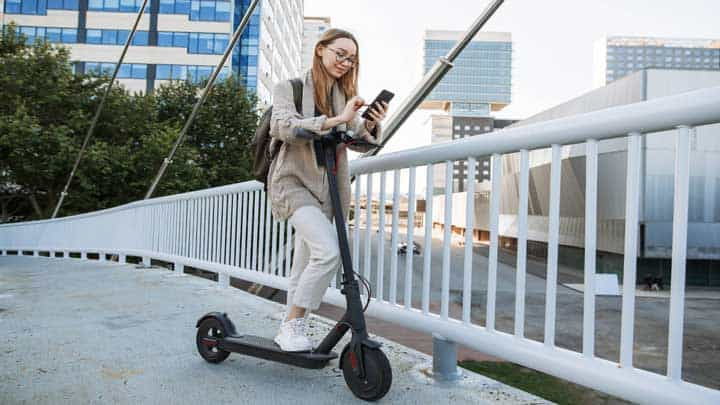 best folding electric scooter for adults