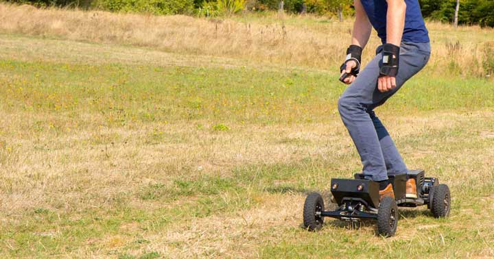 best all terrain electric skateboard