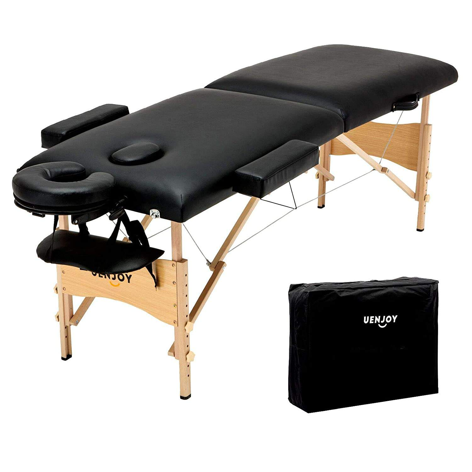 From some reviews, you have 3 groups which suggest about the price of the the lightweight massage table, including inexpensive, mid-range, expensive, it results in here: The inexpensive lightweight massage table price With the inexpensive lightweight massage table price, you should buy the best one with a limited time of warranty, the products you know about the quality or damages time The mid-range lightweight massage table price For the products about inexpensive lightweight massage table prices, you should buy the products that have a special design, like the material as upholstery or the products that have the functions that have the attachment as headrest, or providing the functions as the backrest, footrest. The expensive lightweight massage table price  With the expensive lightweight massage table price, you should buy the products from the high quality brand, have good warranty detail, and have a lot of functions.