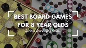Best Board Games For 8 Year Olds