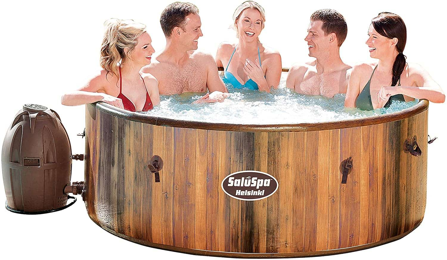 Bestway SaluSpa 7122 x 2622 Helsinki AirJet Inflatable Hot Tub