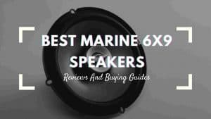 Best Marine 6x9 Speakers