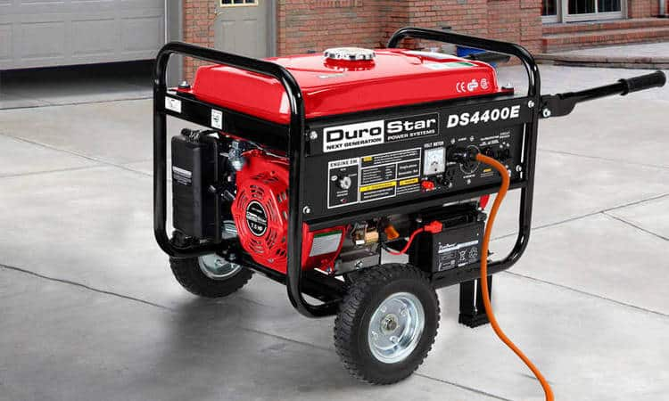 Quietest 5000 Watt Generator
