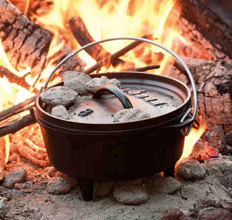best dutch oven for camping