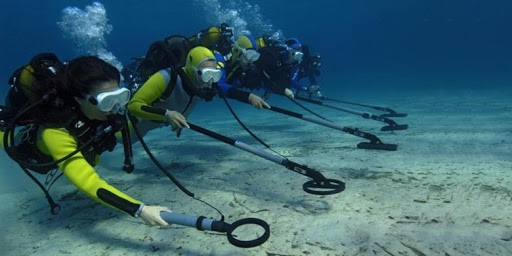 Best Underwater Metal Detector