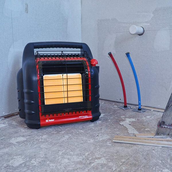 Quietest Propane Heater