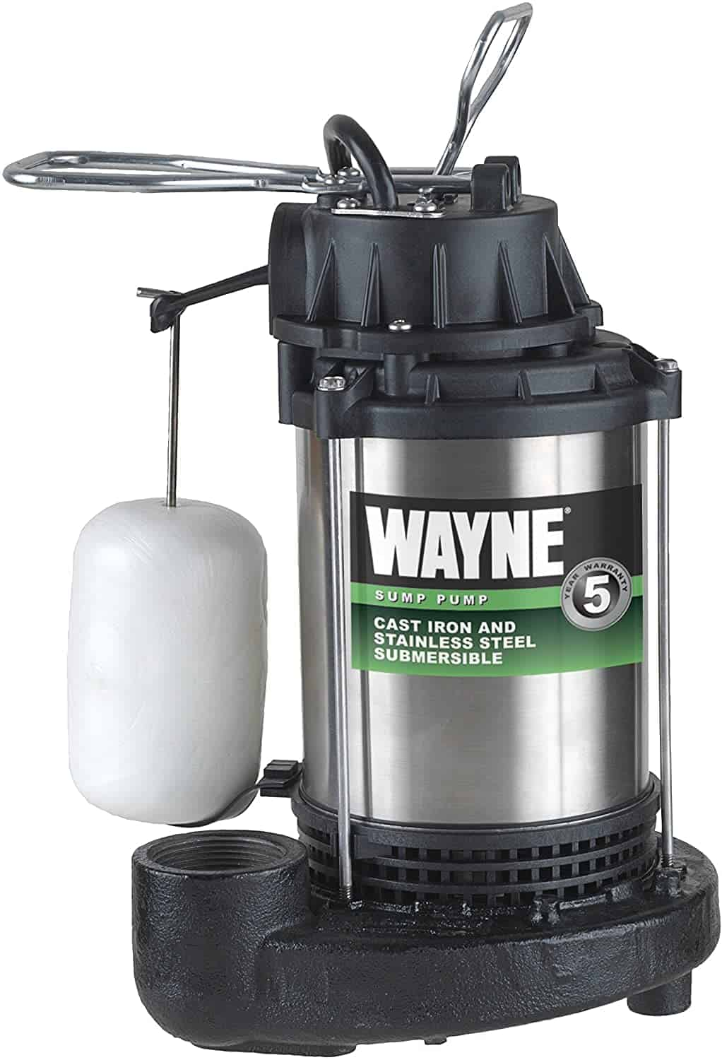 quietest sump pump