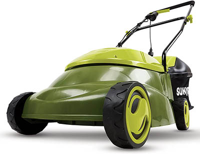 Most Powerful Electric Lawnmower