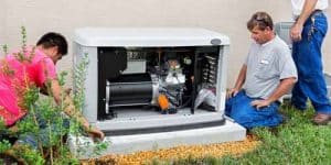 how to make your generator quiet as a cricket