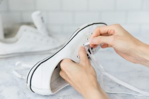 How To Wash White Shoelaces