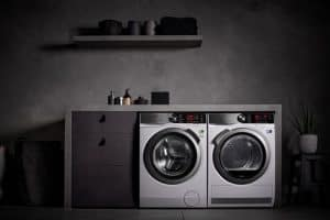 quietest washer and dryer