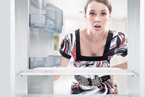 how to defrost frigidaire freezer