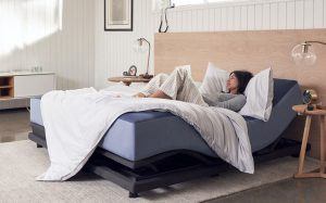 how to keep split king mattresses together
